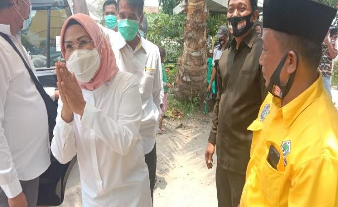 Roadshow Kampanye di Kragilan, Warga Maklumi Puspemkab Tertunda