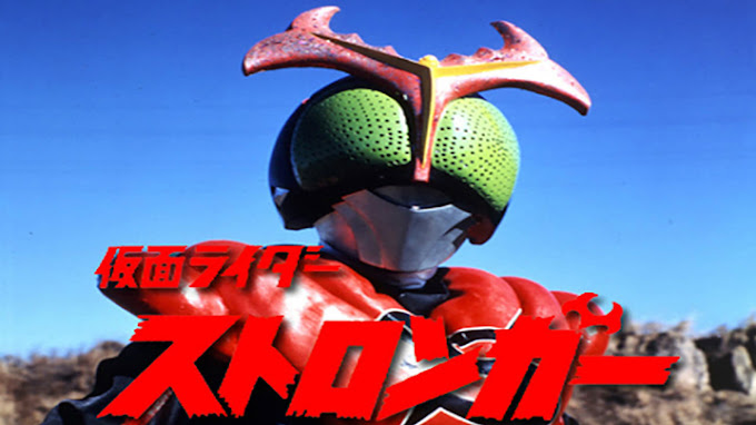 Kamen Rider Stronger Episode 1 - 39 (Tamat) Batch Subtitle Indonesia
