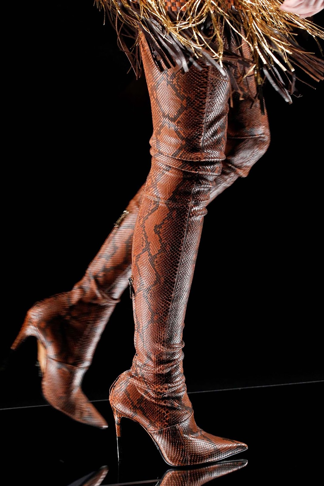 Eniwhere Fashion - Accessories FW17/18 - over knee boots
