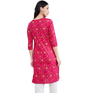 best kurti fancy