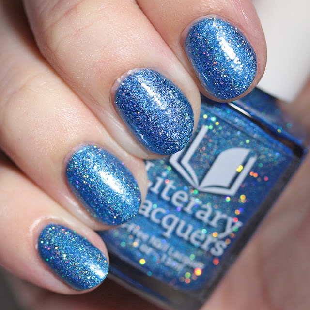 Literary Lacquers Curiouser & Curiouser