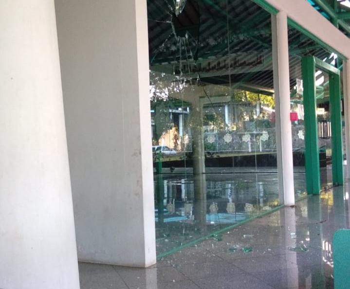 Terjadi Pengrusakan Lagi di Masjid Bandung, Polisi: Pelaku Gangguan Jiwa