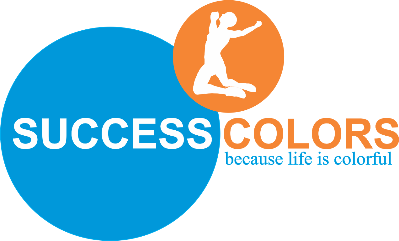 "Success Colors - ""Because Life Is Colorful"""