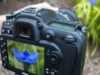 How to Setting Canon 1000d Camera