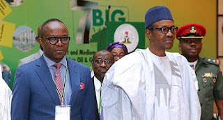 News: Buhari, Kachikwu in closed-door meeting