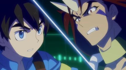 Gundam Build Divers – Episódio 09
