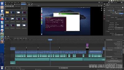 Cara Edit Video Dengan Blender Terbaru