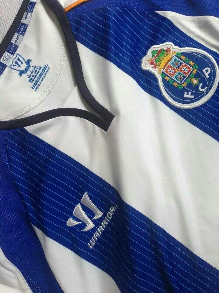 8ed77d955f1 Nueva camiseta titular Warrior del FC Porto para la próxima temporada