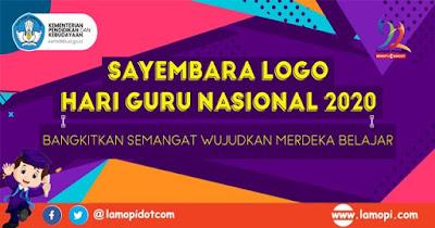 Sayembara Logo Hari Guru Nasional 2020