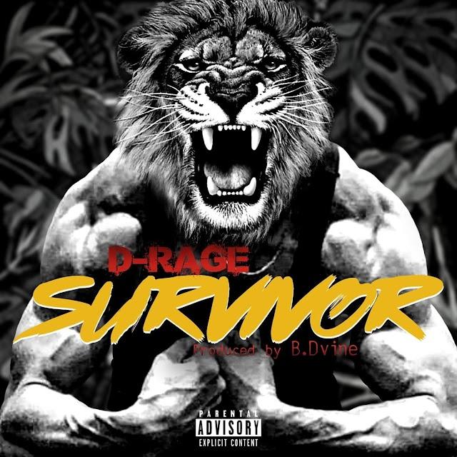"""Hawaii's D-Rage Debuts """"Survivor"""" Single"""