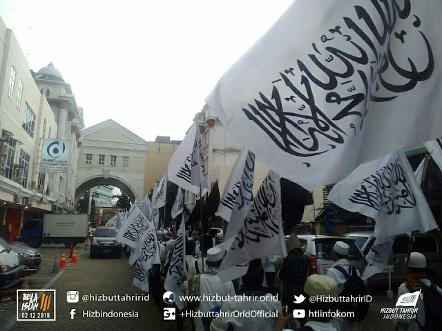 Aksi Damai Bela ISlam 02 Desember 2016 Jilid III