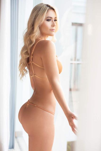 Melisa Alzate  modelo