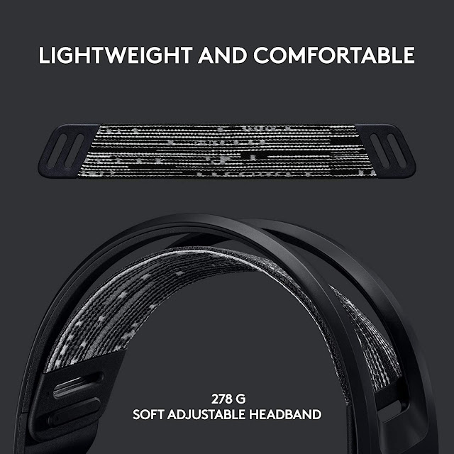 Logitech G733 Headset Review