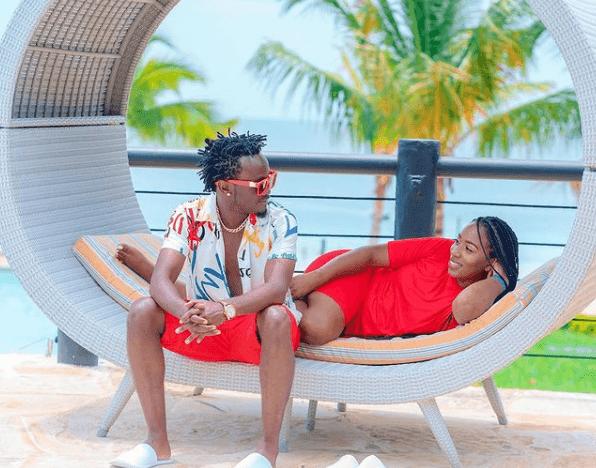 Gospel Singer Bahati and Diana relationship latest news