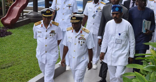 Nigerian Navy discloses plans to produce nautical charts of maritime domain
