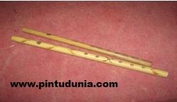 alat musik asli dari jambi