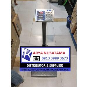 Jual Timbangan Loundri Plat 40x50cm Kapasitas 150kg x 50g di Surabaya