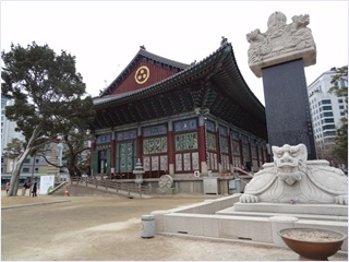 วัดโชเกซา (Jogyesa Temple)
