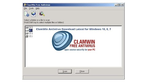 ClamWin Antivirus Download Latest for Windows