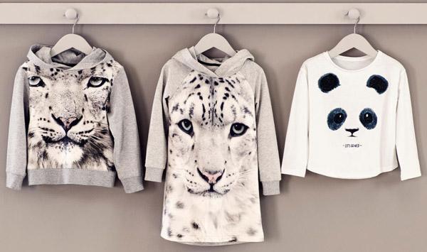 colección moda sostenible H&M y WWF