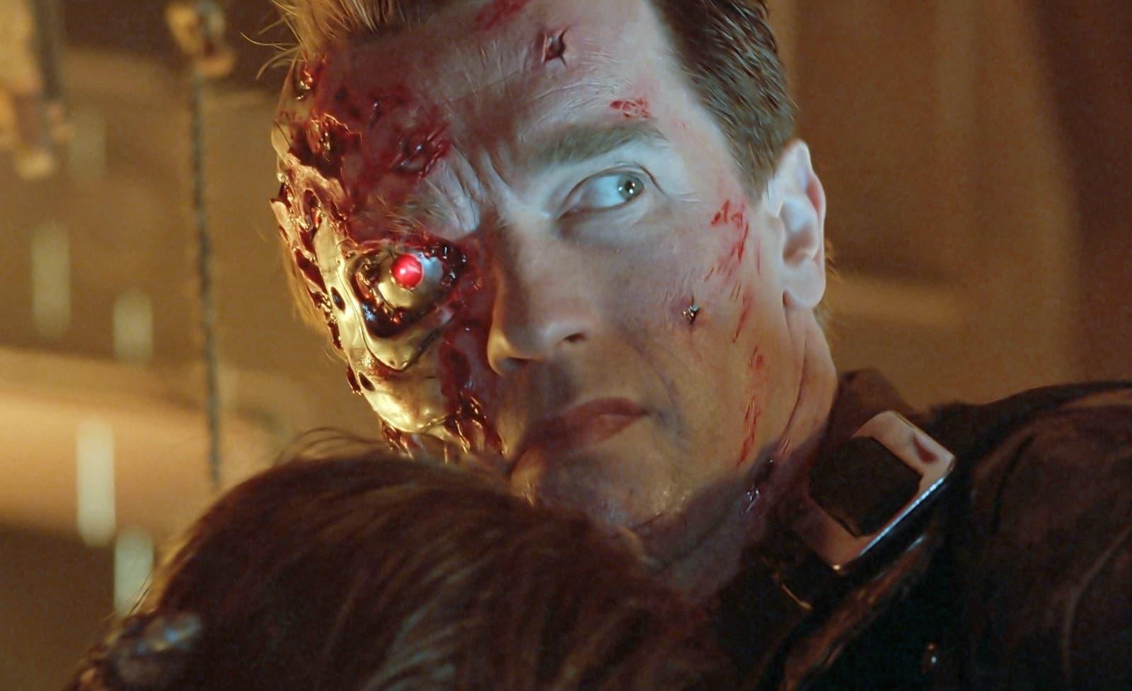 Терминатор 2, Терминатор 2 Судный день, Терминатор 2 Судный день в 3D, фантастика, боевик, рецензия, обзор, Terminator 2, Terminator 2 Judgment Day, Terminator 2 Judgment Day 3D, SciFi, Review