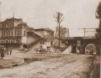 Gare de Rueil-Malmaison