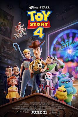 Nonton Film Toy Story 4 (2019) Full Movie