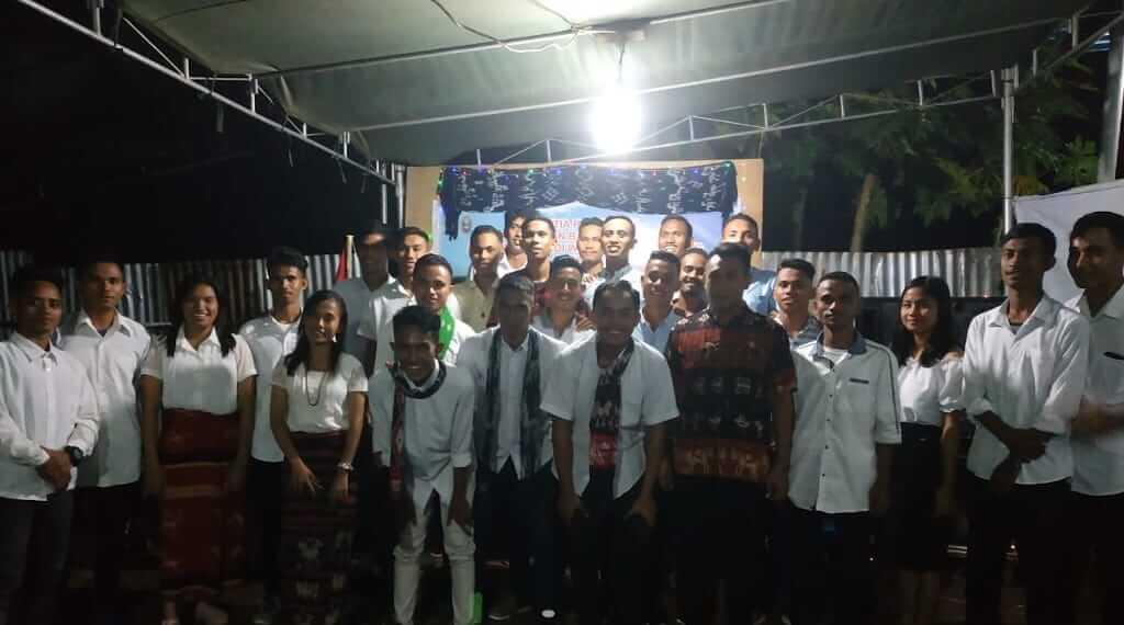 Komunitas Studi Welieti (KSW) Kupang Adakan Acara Pelantikan Pengurusan Baru Periode 2020-2021