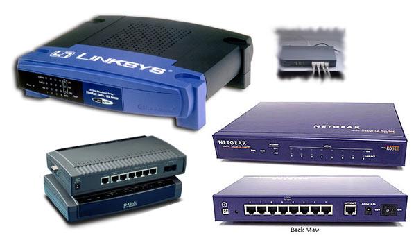 Capa de Red y Capa de Transporte Modelo OSI LMV: Routers