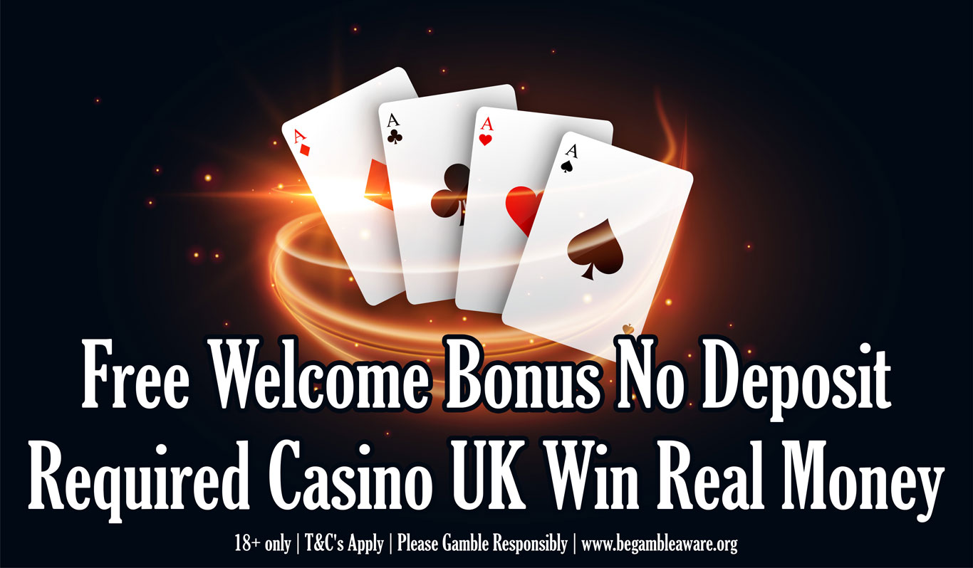 Free Casino Bonus No Deposit Required Uk