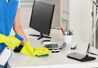 Kebersihan di Tempat Kerja