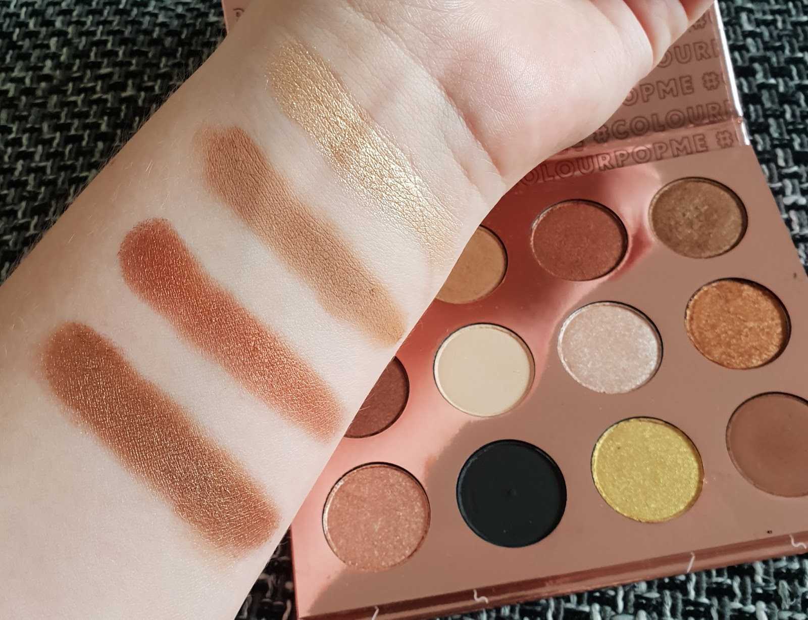 palette i think i love you colourpop