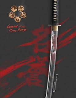 L5R Core Book Cover