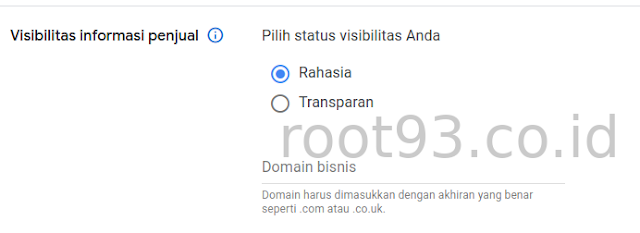 Cara mudah mengatasi sellers.json Google Adsense - root93