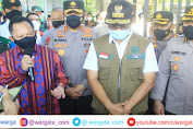 Menteri Dalam Negeri, Tito Karnavian Puji Program Kampung Sehat Besutan Polda NTB