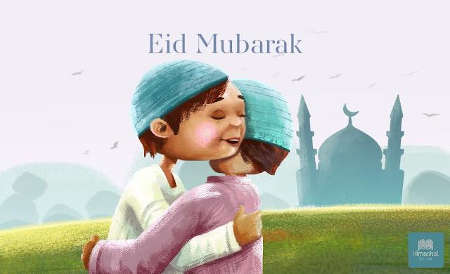 Happy Eid al-Adha | Himachal Pariksha