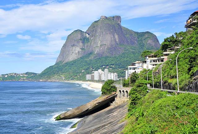 Avenida Niemeyer – Rio de Janeiro