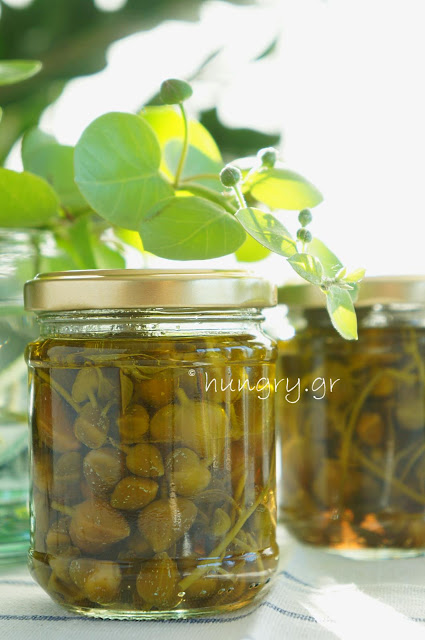 Aromatic Pickled Caper