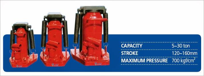 Hydraulic Oil Jack Jinsan - Jual Hydraulic Oil Jack