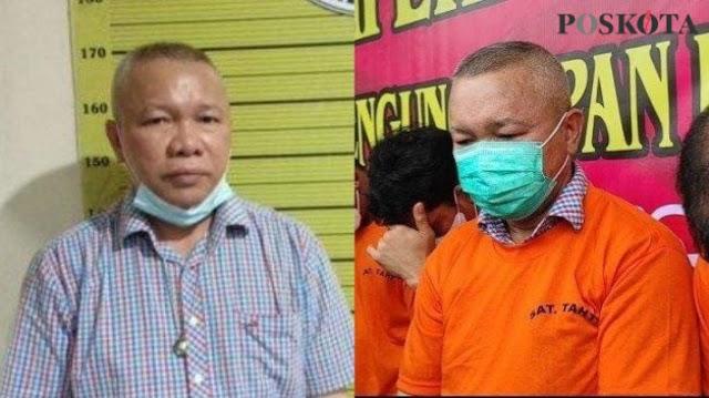 Sempat Terkejut saat Ditanya Wartawan, Polisi Akui Kirim Pejabat Nias Utara yang Ditangkap Pesta Sabu ke RSJ