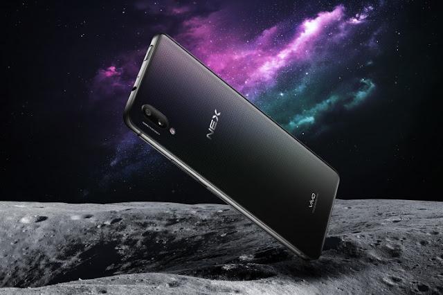 سعر و مواصفات هاتف Vivo NEX S