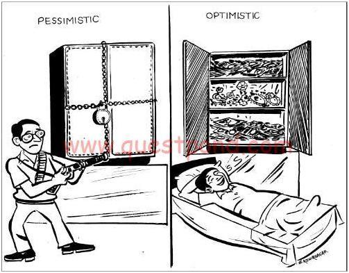 pessimistic examples