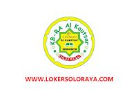 Lowongan Kerja Maret 2021 di RA & MITQ Al Kautsar Surakarta