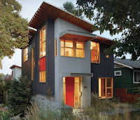 Contemporary Style House Example