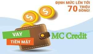 Vay Tiền Mặt Lãi Suất Thấp Và Ưu Đãi Của MCredit