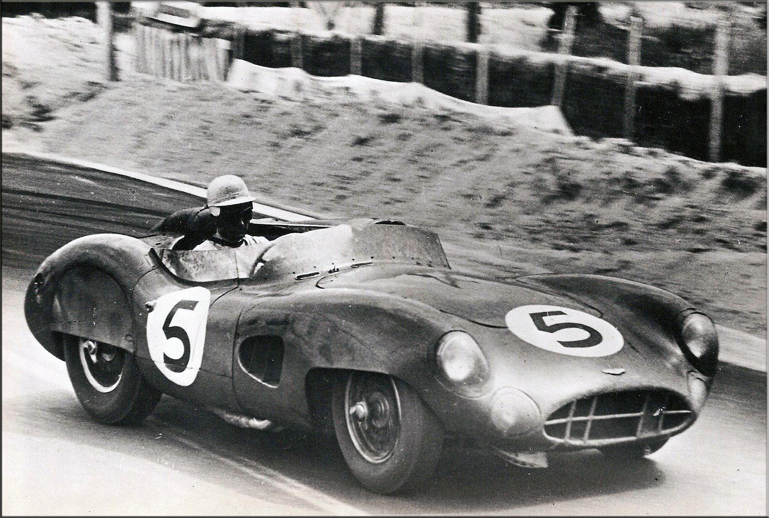 Aston Martin Dbr1 300 Group S 1957 Racing Cars