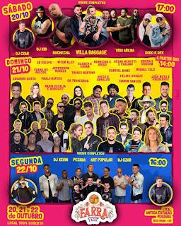 Farra Fest promovido pela Rádio Transamérica Hits em Mogi Mirim