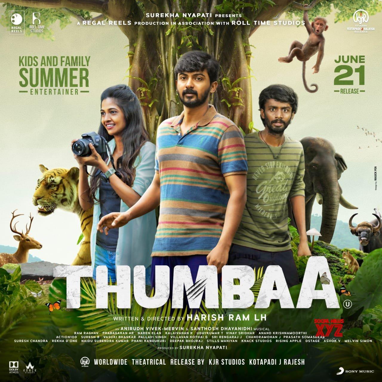 kmhouseindia: Thumbaa - Tamil Film
