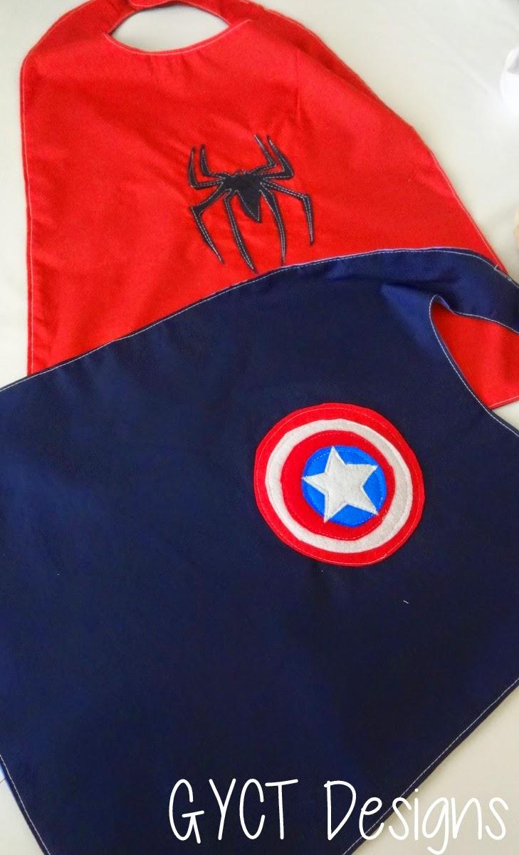 printable superhero cape pattern