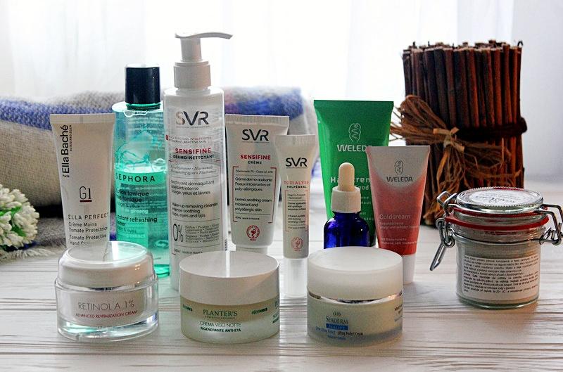 Beauty-routine: Мой зимний уход за кожей / отзывы